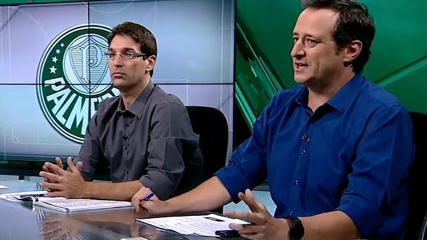 Gian elogia 'futebol muito bom' de Felipe Melo, mas desaprova 'reações desnecessárias'
