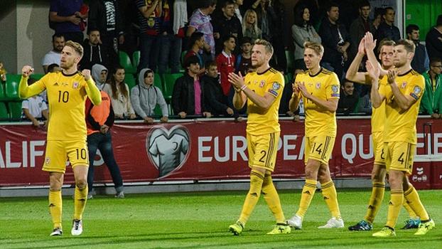 Ramsey marca, País de Gales bate Moldávia e entra na zona de repescagem das Eliminatórias