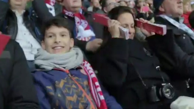 Jovem fã realiza o sonho de assistir in loco à semi da Champions: veja o 2º episódio de Capitais do Futebol