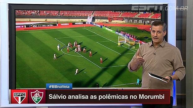 Sálvio explica porque impedimento de Rodrigo Caio não faz gol do São Paulo ilegal