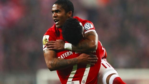 Copa da Alemanha: Gol de Bayern de Munique 1 x 0 Wolfsburg