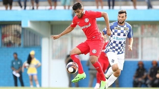 Gaúcho: Gols de São José 1 x 2 Internacional
