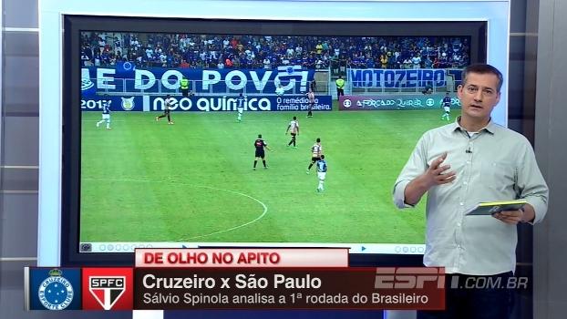 Sálvio explica orientação para trabalho de gandulas e diz: 'São Paulo não levaria esse gol no Morumb