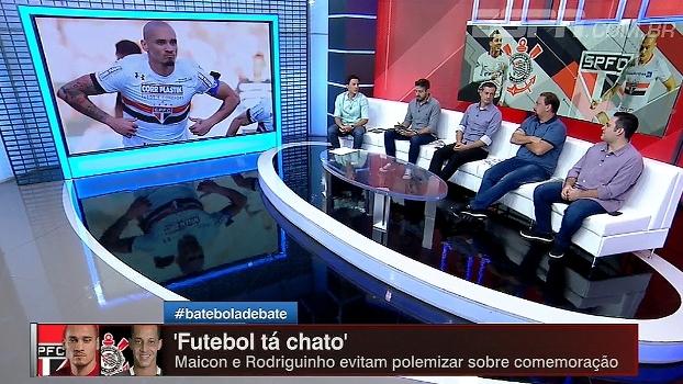 O futebol tá chato? BB Debate comenta polêmica após clássico paulista