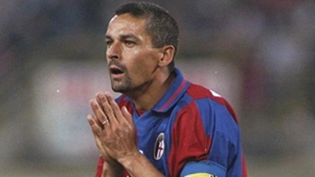 Bologna x Inter de 97 teve 1º gol de Ronaldo, Baggio afiado e pintura de Djorkaeff; reveja