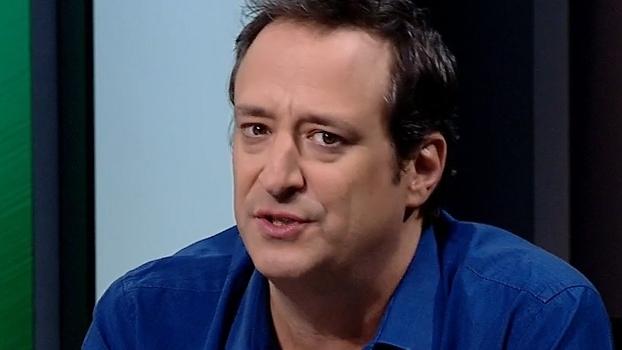 Gian, sobre Eduardo Baptista: 'Tem tido uma importância grande nos bons resultados'