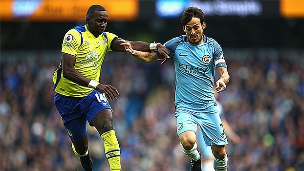 Premier League: Melhores momentos de Manchester City 1 x 1 Everton
