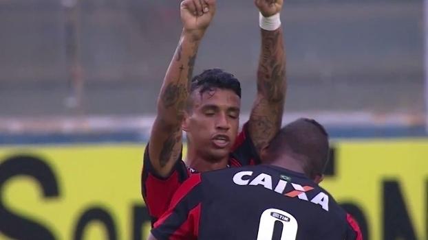 Série B  Gols de Macaé 0 x 2 Vitória - ESPN 0f3523f11016f
