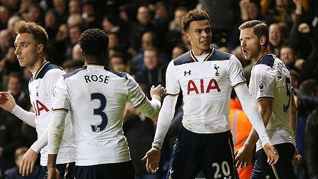 Premier League: Melhores momentos de Tottenham 2 x 0 Chelsea