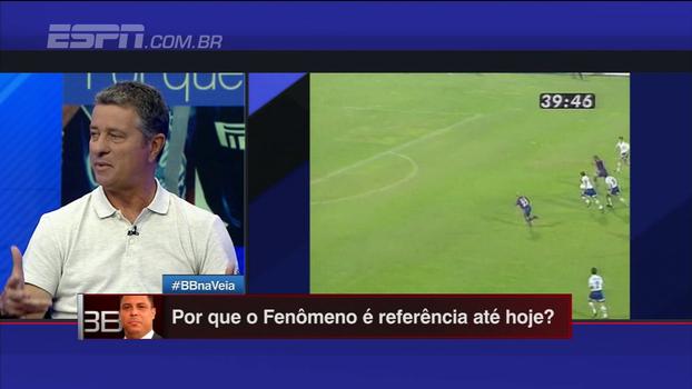 Walmir Cruz explica por que Ronaldo 'Fenômeno' era exemplo para todos no Corinthians
