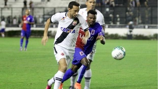 Série B: Gols de Vasco x Paraná Clube