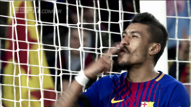 De encosto no Tottenham a goleador no Barcelona: como Paulinho deu a volta por cima e agora faz sucesso