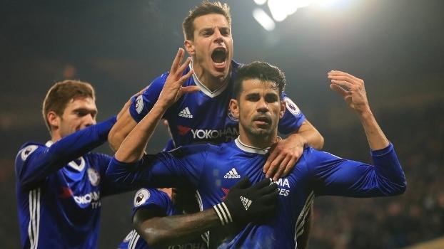 Premier League: Gols de Chelsea 2 x 0 Hull City