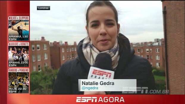 Sem David Luiz e Diego Costa, Chelsea e Atlético de Madri se enfrentam; Natalie Gedra traz as novidades da Champions League