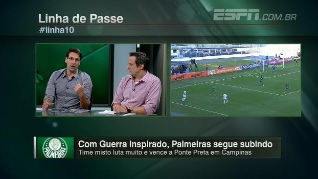 Arnaldo Ribeiro vê Palmeiras jogando 'mais leve' com Cuca