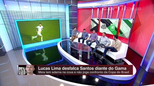 Zé Elias: 'Se eu fosse o Lucas Lima, começava a olhar propostas com mais carinho'