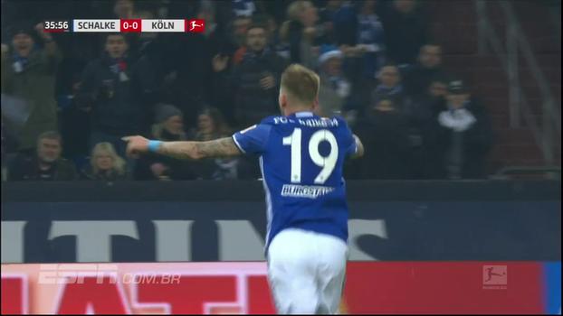 Schalke vacila em casa, só empata com o lanterna Colônia e perde a vice-liderança