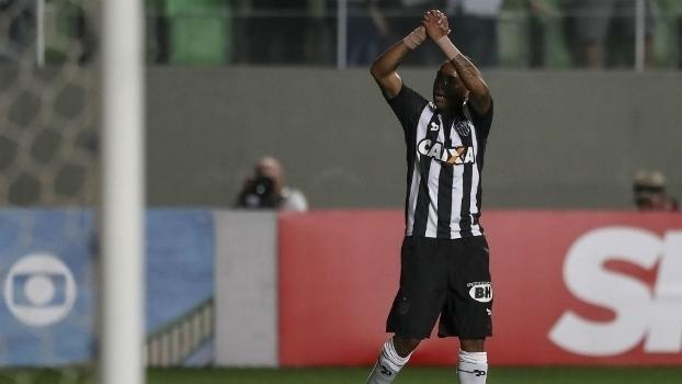 Assista aos gols da vitória do Atlético Mineiro sobre o Santa Cruz por 3 a 0!