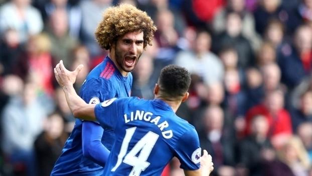 Premier League: Gols de Middlesbrough 1 x 3 Manchester United