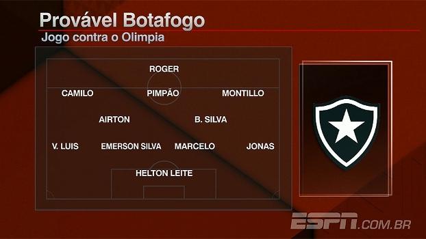 Em véspera de definições na Libertadores, Bate Bola analisa escalações de Botafogo e Atlético-PR
