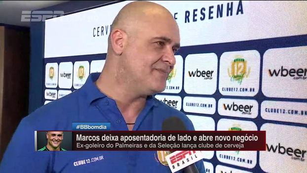 Ídolo do Palmeiras, Marcos não se empolga com chance de título: 'Campeonato ainda está nas mãos do Corinthians'