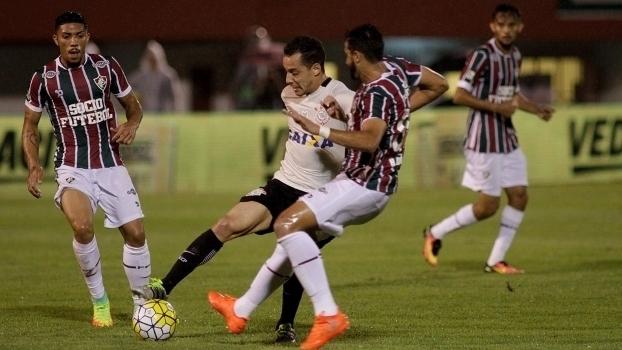 Copa do Brasil: Gols de Fluminense 1 x 1 Corinthians