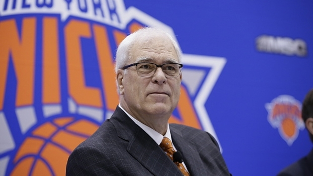 New York Knicks demite Phil Jackson