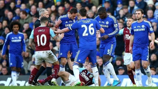 Resultado de imagem para Chelsea x Burnley