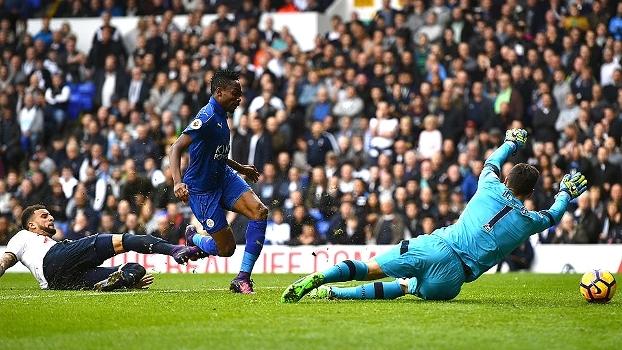Premier League: Gols de Tottenham 1 x 1 Leicester City