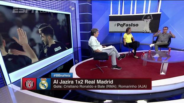 Calçade fala da final do Mundial e cita 'inversão de peso' caso o Al-Jazira ganhasse: 'Legal é ganhar do grande'