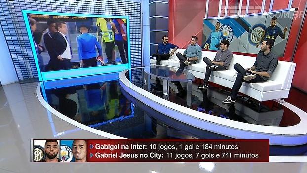 BB Bom Dia analisa postura de Gabigol após abandonar o banco de reservas