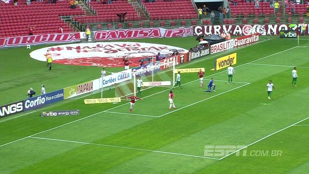 Nico López faz 2, Inter vence o Guarani na última rodada da Série B, mas fica sem título; veja os gols
