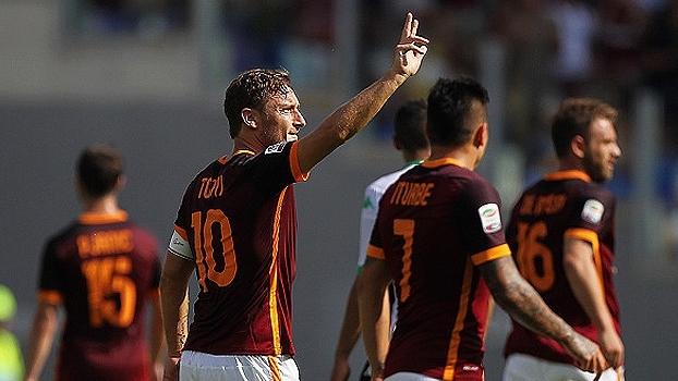 Caça à líder Juventus! Roma enfrenta a Atalanta no sábado, às 10h00; ESPN transmite