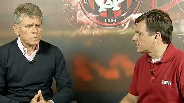 Libertadores, 'maio terrível' e reforços; Mauro conversa com Paulo Autuori