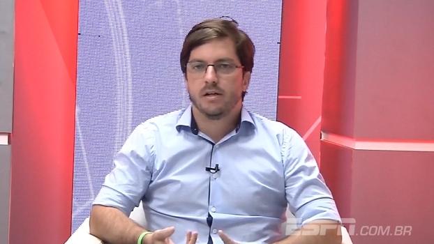 Gustavo Lucchesi acredita em um Vitória melhor em 2017 mesmo com a saída de Marinho