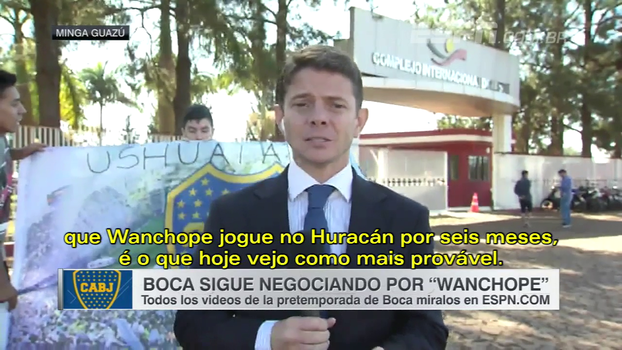 Repórter da ESPN argentina diz que Ábila está em Buenos Aires e jogará em Huracán ou Boca Juniors
