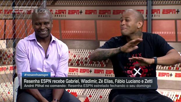 Ex-companheiro no São Paulo, Jean lembra de banho 'curioso' que Gabriel sugeriu a Luis Fabiano
