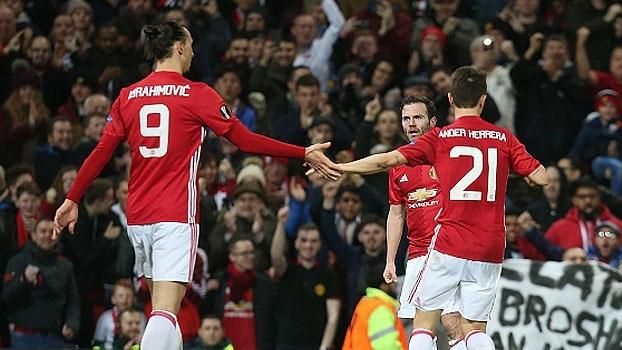 Europa League: Melhores momentos de Manchester United 1 x 0 Rostov