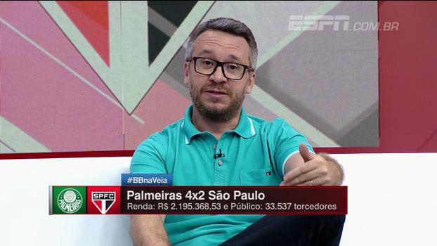 Maurício Barros: 'O sistema defensivo do São Paulo piorou...'