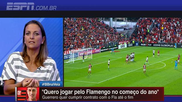 BB Debate avalia tamanho de punição de Guerrero e Ju Cabral pondera: 'Um ano é muita coisa'