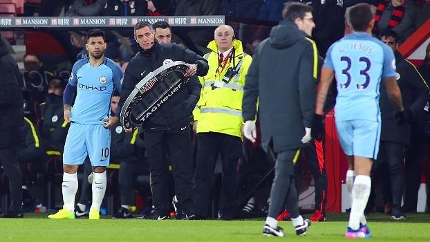 Premier League: Melhores momentos de Bournemouth 0 x 2 Manchester City