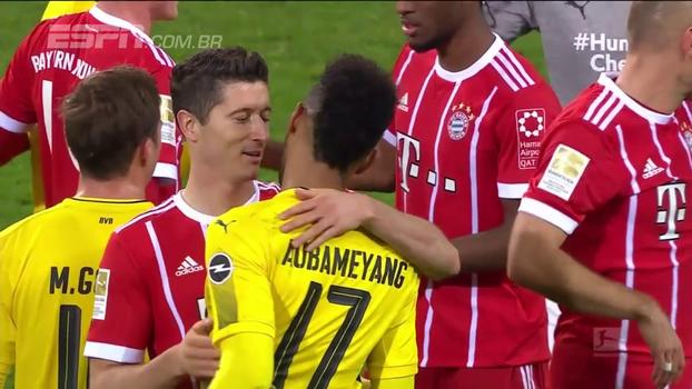 Bundesliga: Melhores momentos de Borussia Dortmund 1 x 3 Bayern de Munique