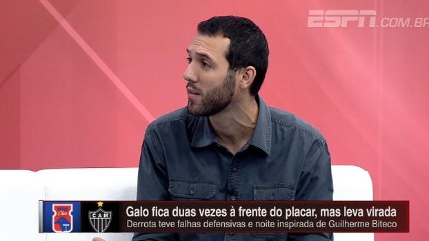 Hofman elogia atuação do Atlético-MG, mas vê falhas individuais como decisivas o resultado