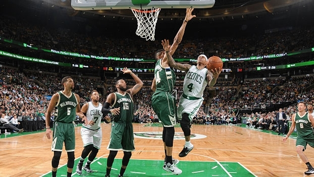 NBA: faltam 27 dias! Relembre a assistência espetacular de Isaiah Thomas para a cesta de Crowder