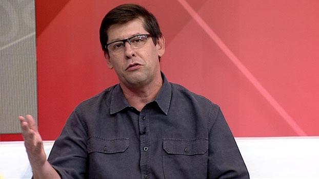 Unzelte avalia falta de 'elenco' do Santos: 'É por isso que só ganha o Paulista; falta fôlego'
