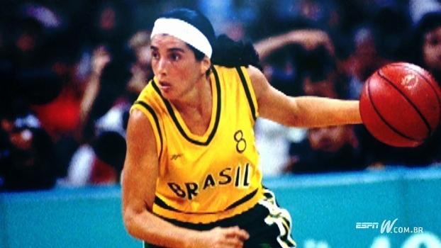 Você sabia? Magic Paula é a jogadora que mais atuou com a camisa da seleção