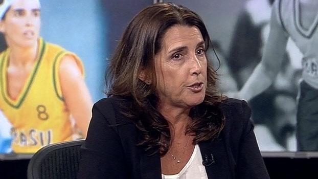 'Magic' Paula comenta boicote no basquete feminino: 'Não acho patriotismo'