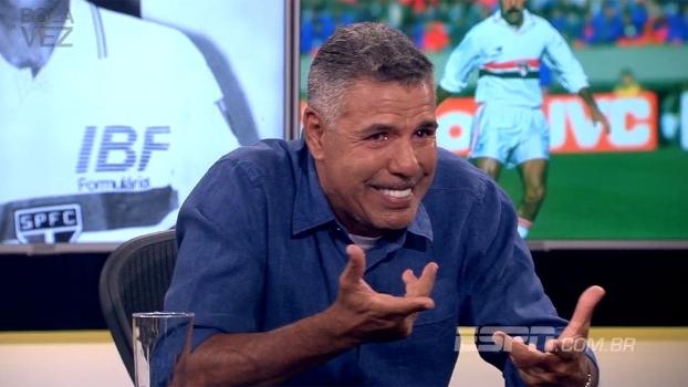 Cerezo se emociona ao lembrar gol que fez em final e mudou futuro dele na Itália