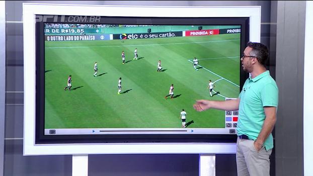 Visão de jogo: Maurício Barros destaca atuações de jovens do São Paulo na vitória sobre o Coritiba