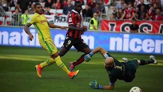 Francês: Gols de Nice 4 x 1 Nantes